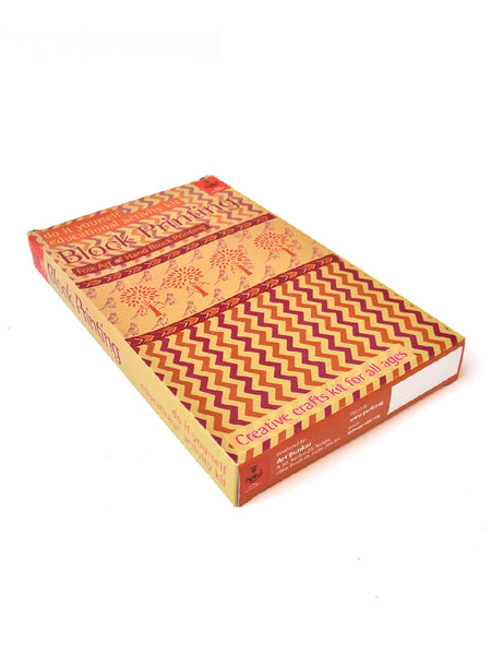 Block Printing Craft kits For Kids - ahmedabadtrunk.in