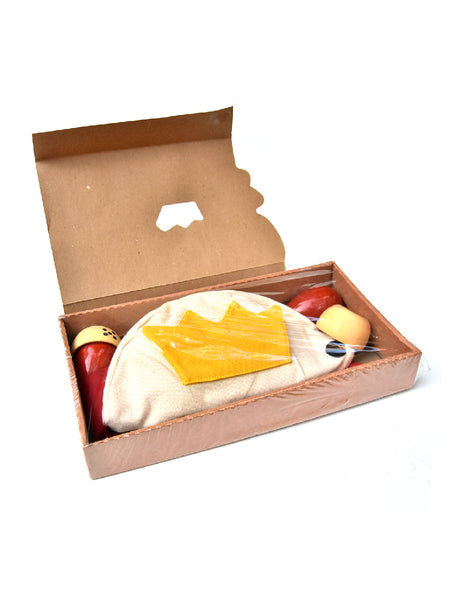 Wooden Hen With Eggs For Kids - ahmedabadtrunk.in