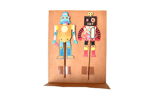Whimsicle Paper Puppet for Kids - ahmedabadtrunk.in