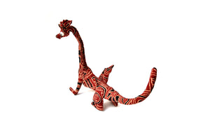 Soft toy Red Dragon For Kids - ahmedabadtrunk.in