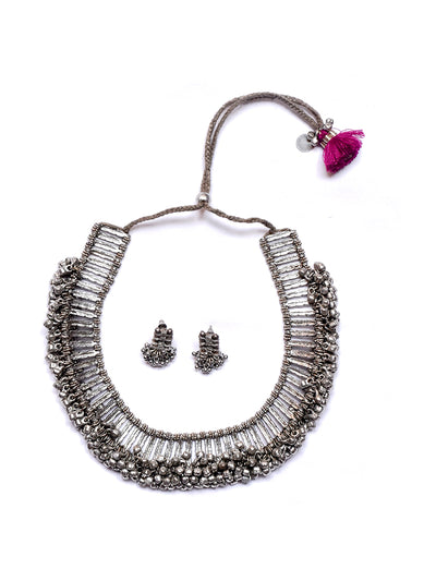 Necklace with Earrings For Women - ahmedabadtrunk.in