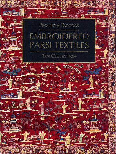 Embroidered Parsi Textiles - ahmedabadtrunk.in