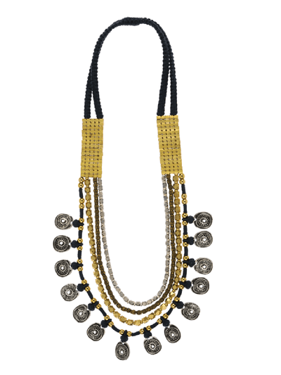 GILDED SANDS NECKLACE FOR WOMEN - ahmedabadtrunk.in