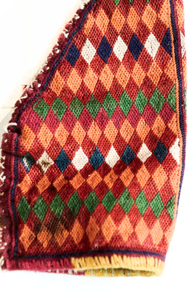 Hand embroidered Banjara Horn Cover, Gujarat Banjara-1846 - ahmedabadtrunk.in
