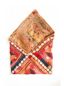 Hand embroidered Banjara Bag, Gujarat Banajra-2329 - ahmedabadtrunk.in