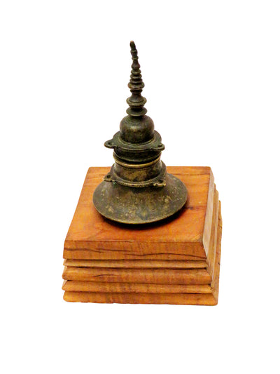 INK WELL – PAGODA SHAPE - ahmedabadtrunk.in