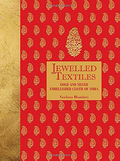 Jewelled Textiles - ahmedabadtrunk.in