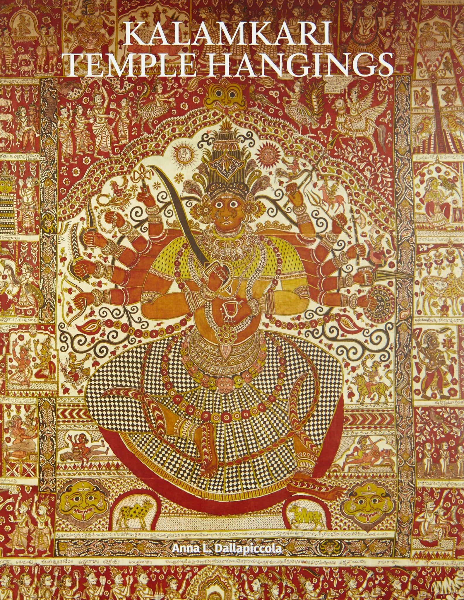 Kalamkari Temple Hangings - ahmedabadtrunk.in