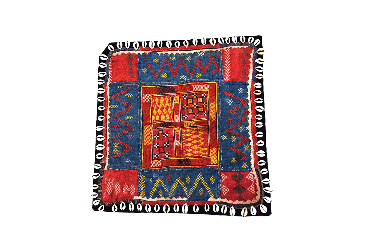 Hand embroidered wall hanging, Chakla, Kutch (Gujarat) Banjara-2260 - ahmedabadtrunk.in