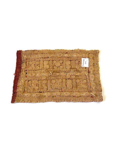 Hand embroidered Panel, Gala, Banjara-2311 - ahmedabadtrunk.in