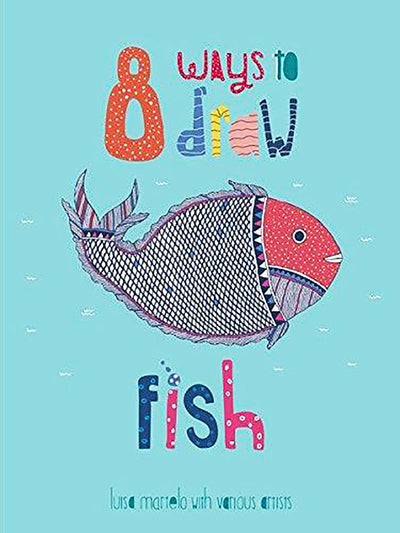 8 Ways to Draw a Fish - ahmedabadtrunk.in