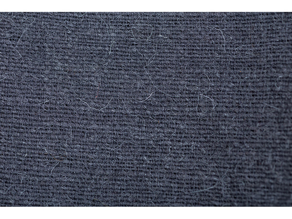 Kutchi Woolen Scarf Medium Gray With Tassels for women - ahmedabadtrunk.in