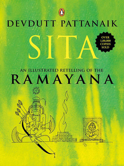 Sita: An Illustrated Retelling of Ramayana - ahmedabadtrunk.in
