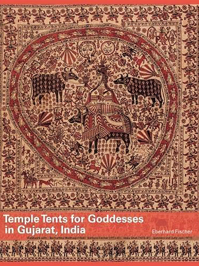 Temple Tents For Goddesses in Gujarat India - ahmedabadtrunk.in