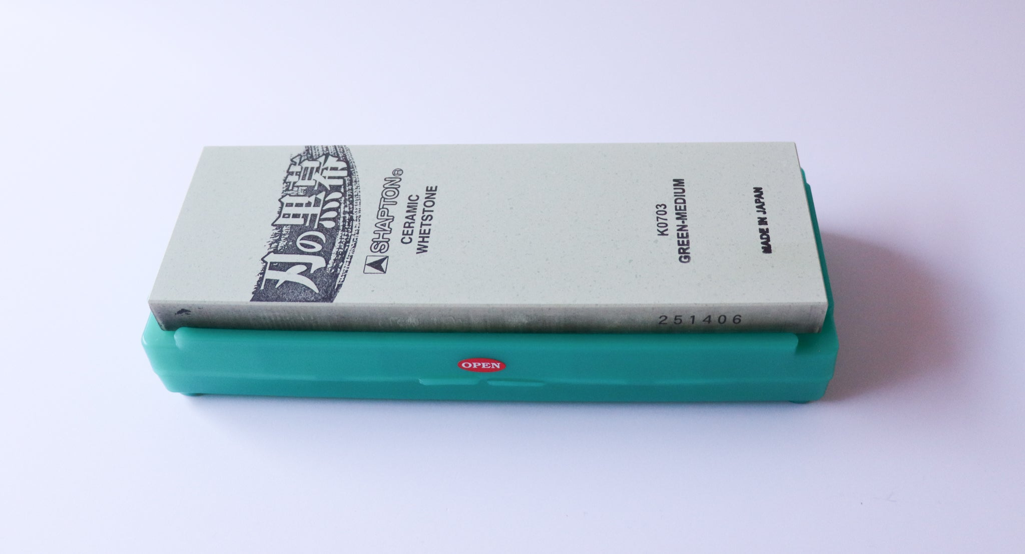 SHAPTON Professional Series 2000 grit , Medium-high Sharpening Stone