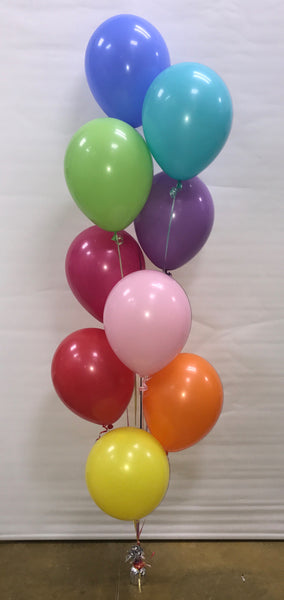 9 Balloon Bouquet