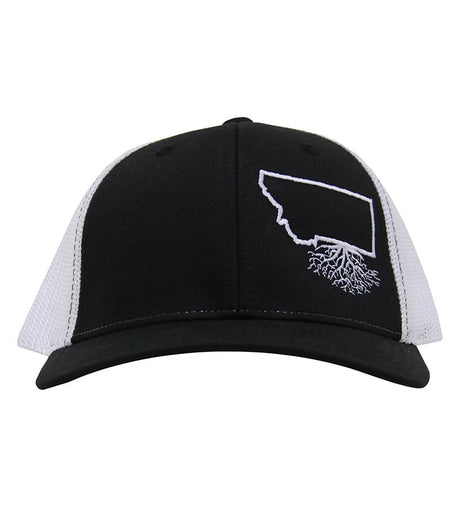 Montana Roots Flex Fit Mesh Hat