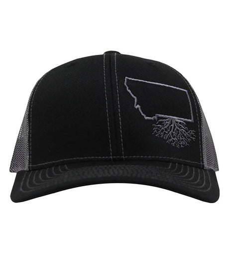 Montana Roots Trucker Mesh Snap Back (multiple colors)
