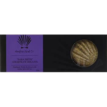 Bara Brith Aberffraw Biscuits – 205g gift box