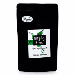 Blighty Brew Organic Chunmee Loose Leaf Green Tea