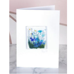 Load image into Gallery viewer, Pam Peters Designs - Cornflower Card