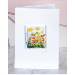 Pam Peters Designs - Daffodil Card