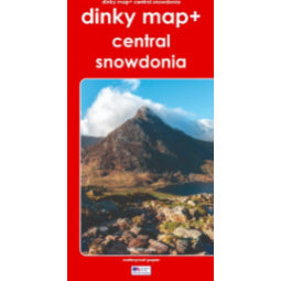 Dinky Map+ Central Snowdonia