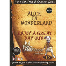 Front Cover of Follow the White Rabbit Trail Map