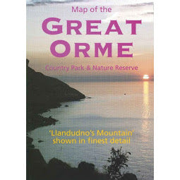 Front Cover of Map of the Great Orme