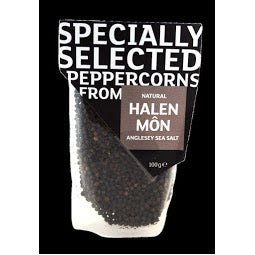Halen Mon Peppercorns 100g