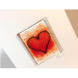 Pam Peters Designs - Heart Card