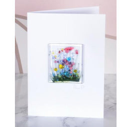 Load image into Gallery viewer, Pam Peters Designs - Wildflower Card