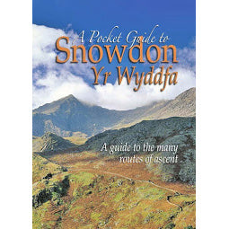 Load image into Gallery viewer, Front Cover of A pocket Guide to Snowdon
