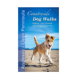 Front Cover of Dog Walks Anglesey & Lleyn Peninsula