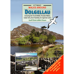 Load image into Gallery viewer, Front cover Kittiwake Dolgellau guide book