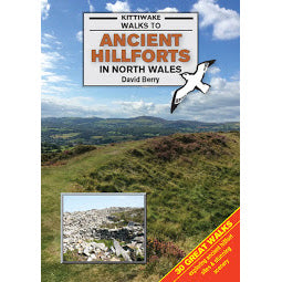Front cover Kittwake Hillforts guide book