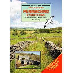 Front cover Kittiwake Penmachno and Ysbyty Ifan guide book