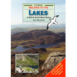 Front cover Kittiwake Lakes guide book