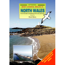 Front cover Kittiwake North Wales Coast guide book