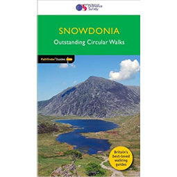 Load image into Gallery viewer, OS Snowdonia Outstanding Circular Walks