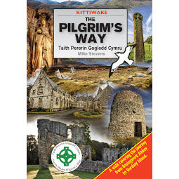 Front cover Kittiwake The Pilgrim's Way guide book