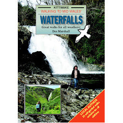 Front cover Kittiwake Waterfalls guide book