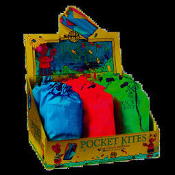Picture of pocket kite display