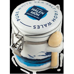 Halen Mon Pure Sea Salt Clamp Top Jar