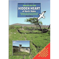 Front cover Kittiwake Hidden Heart of North Wales guide book