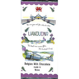 Llandudno Chocolate Bar