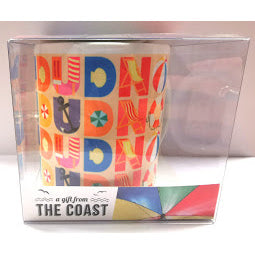 Llandudno Seaside Mug and Coaster Set