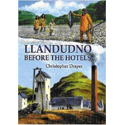 Front cover Llandudno before Hotels book