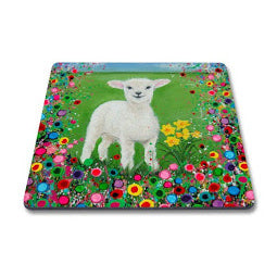 Load image into Gallery viewer, Image of Mementos of Home Welsh Lamb fridge magnet