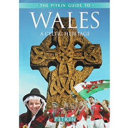 Front cover Pitkin Guide to Wales book